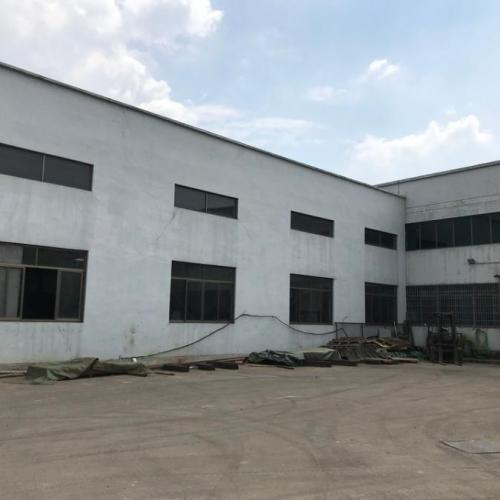 嵊州厂房拍卖:浙江宏鑫电子有限公司位于嵊州市江一路8号工业厂房(破)