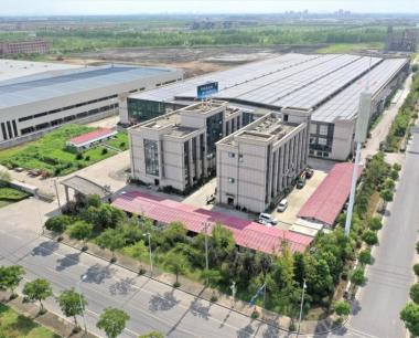 上虞谢塘厂房拍卖:浙江翔鹰门窗有限公司位于绍兴市上虞区杭州湾工业园区的工业厂房