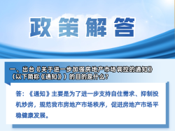 杭州进一步加强房地产市场调控